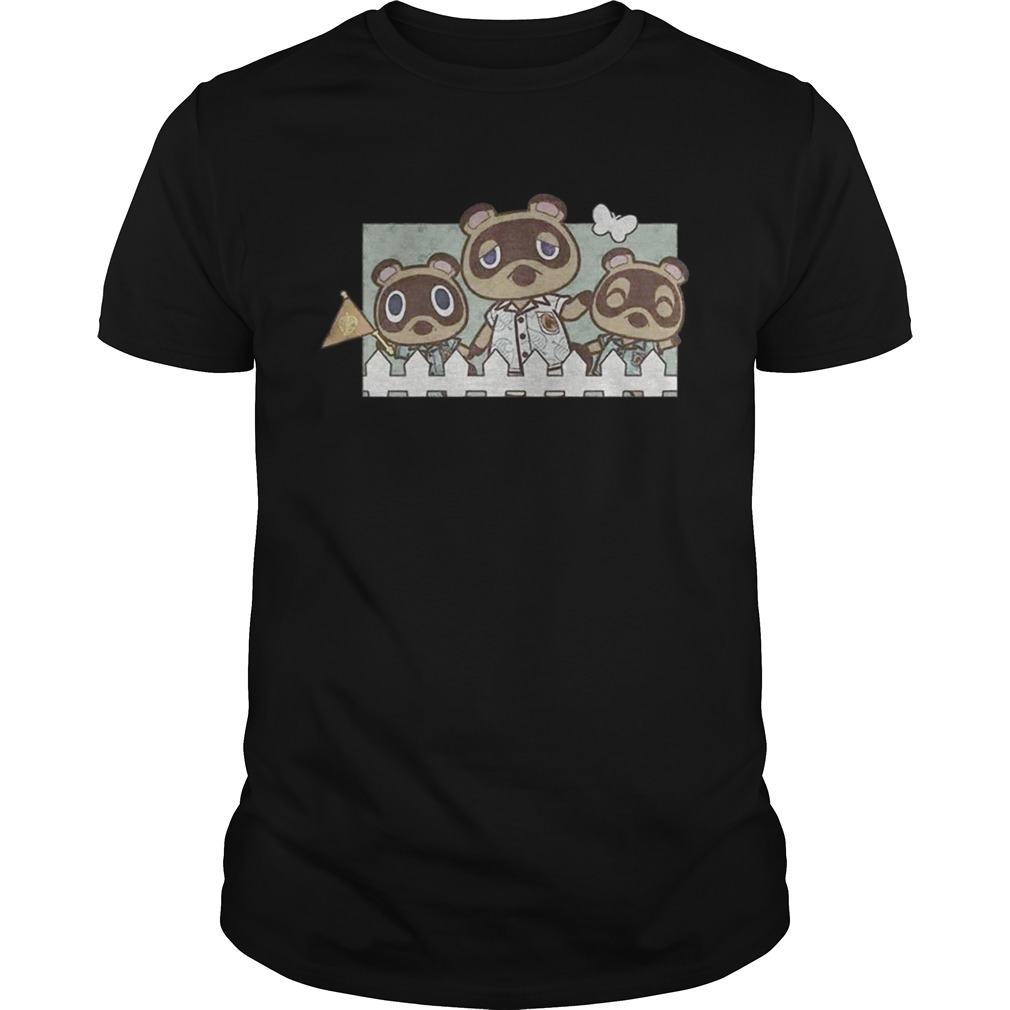 Animal Crossing Designs shirt Classic Men's