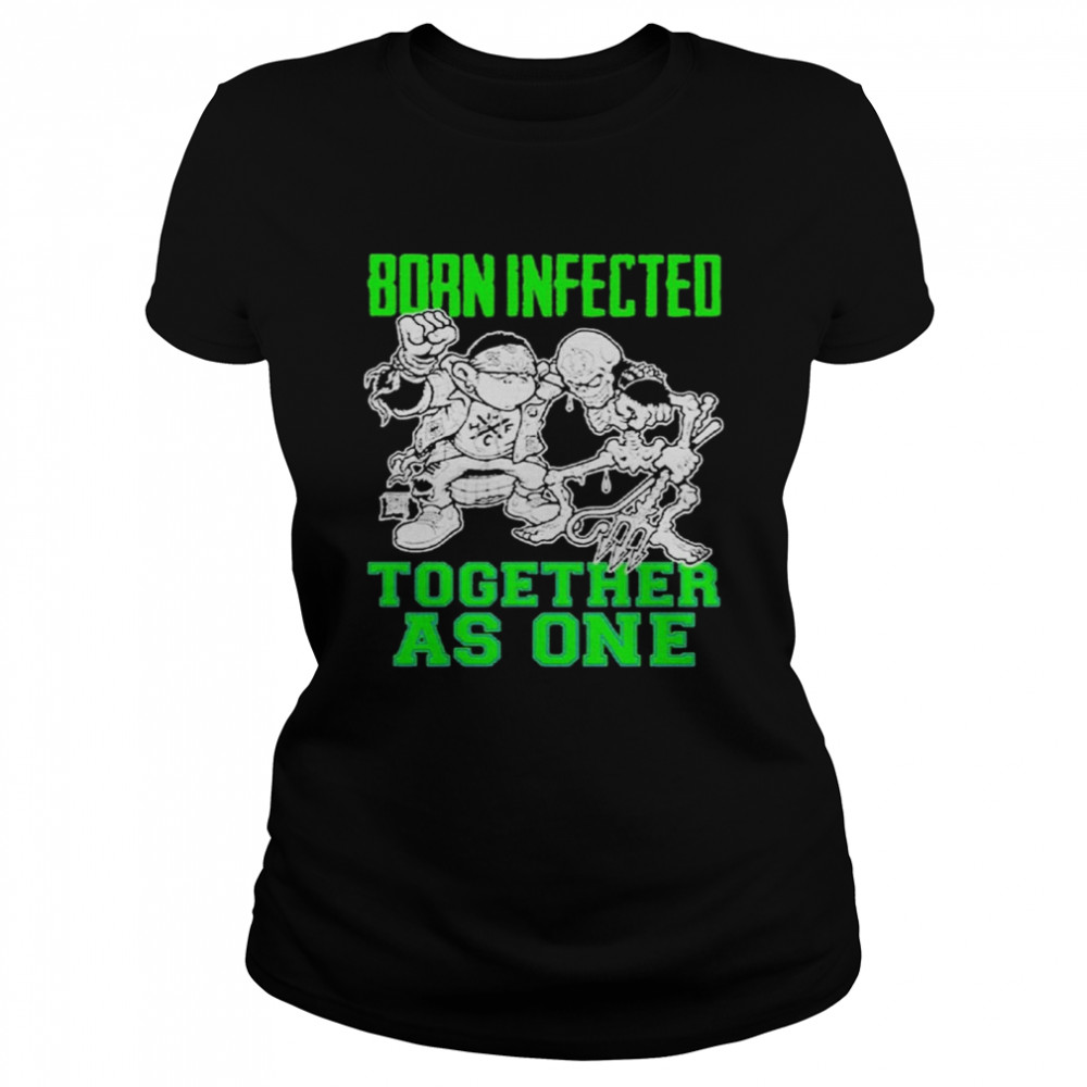 Together As One shirt Classic Women's T-shirt