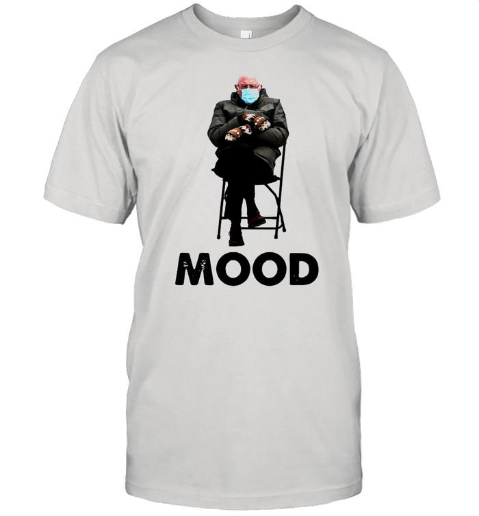 Bernie Sanders Mood shirt Classic Men's T-shirt