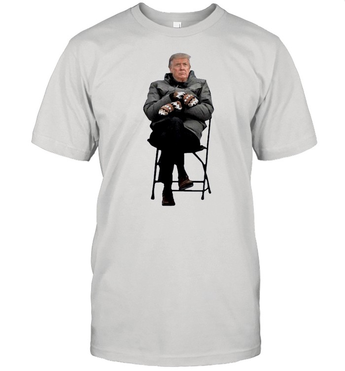 Bernie Sanders Trump 2021 shirt Classic Men's T-shirt