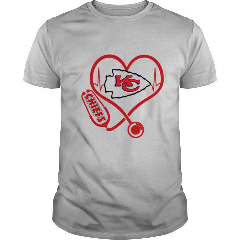 Chiefs Team Football Cardiologist shirt Classic Men's