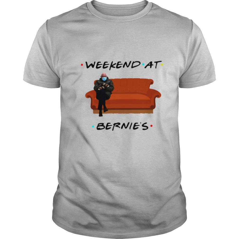 Weekend At Bernies Wear Mask Covid 19 shirt Classic Men's