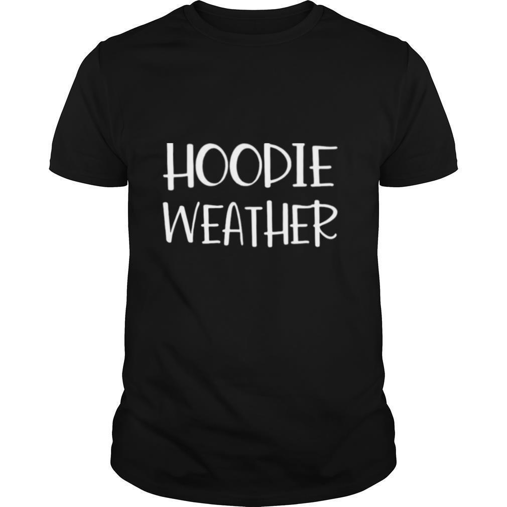 Hoodie Weather shirt Classic Men's