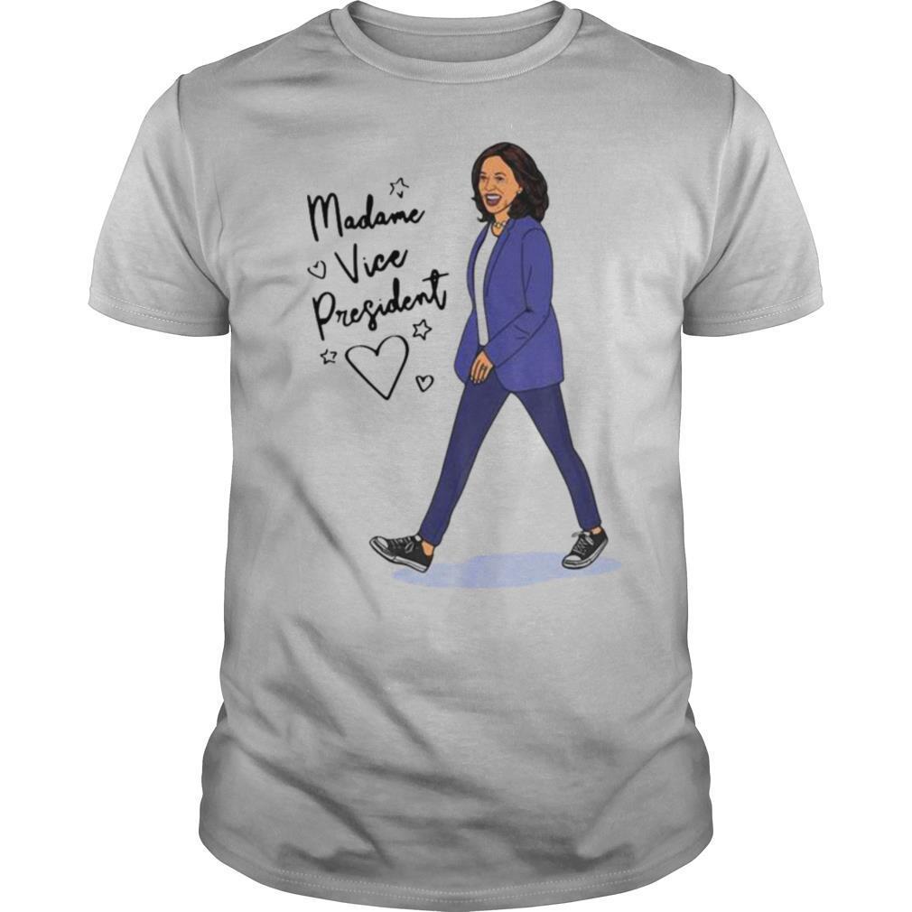 Madam Vice President Kamala Harris 2021 Election shirt Classic Men's