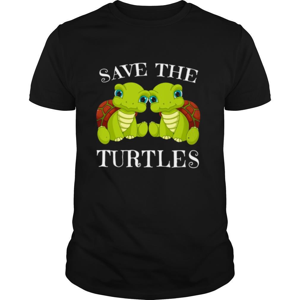 Save The Turtles shirt Classic Men's