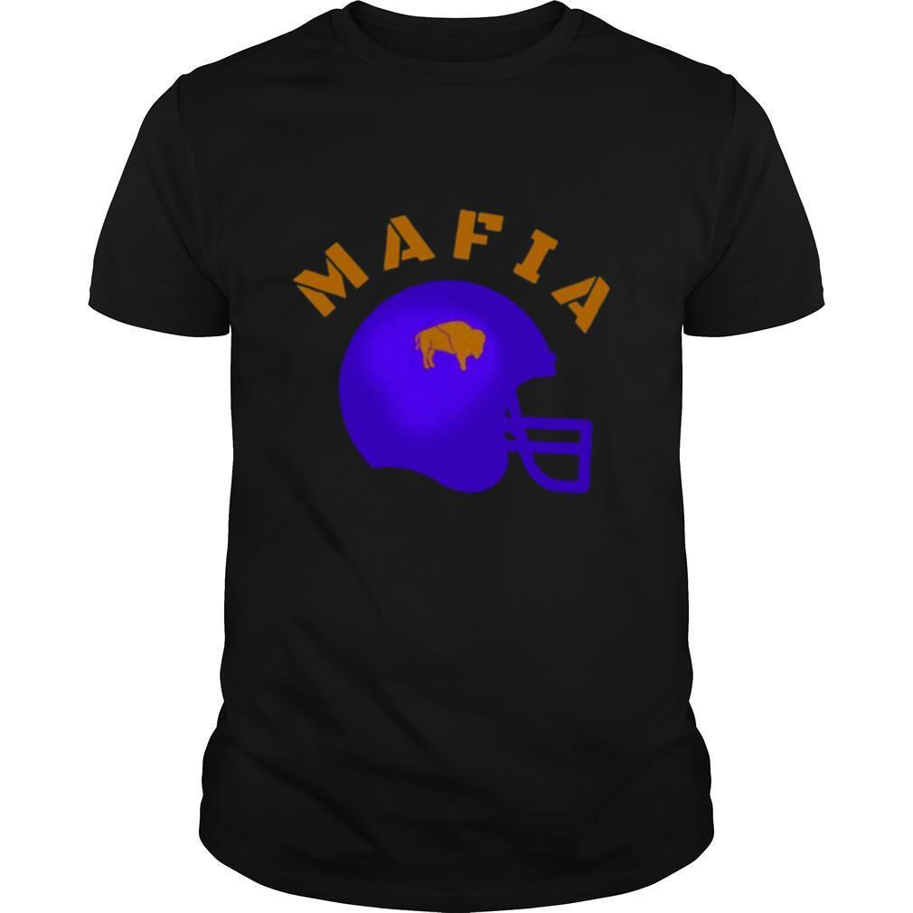 The Buffalo Bills Mafia Helmet 2021 shirt Classic Men's