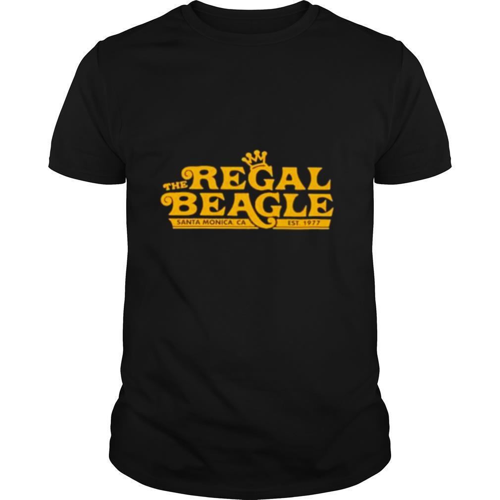 The regal Beagle shirt Classic Men's