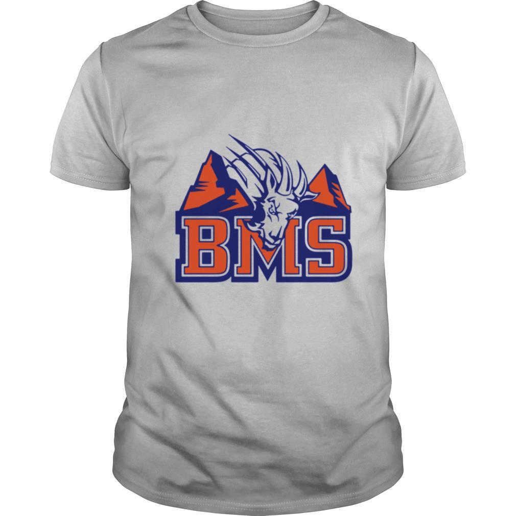 Blue Mountain State Logo shirt Classic Men's