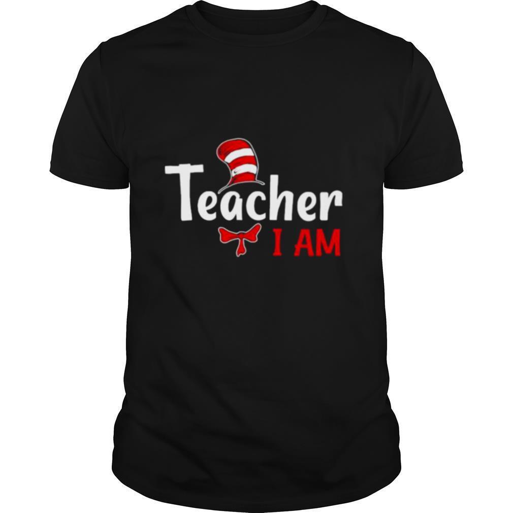 I Am Teacher Merry Christmas shirt Classic Men's