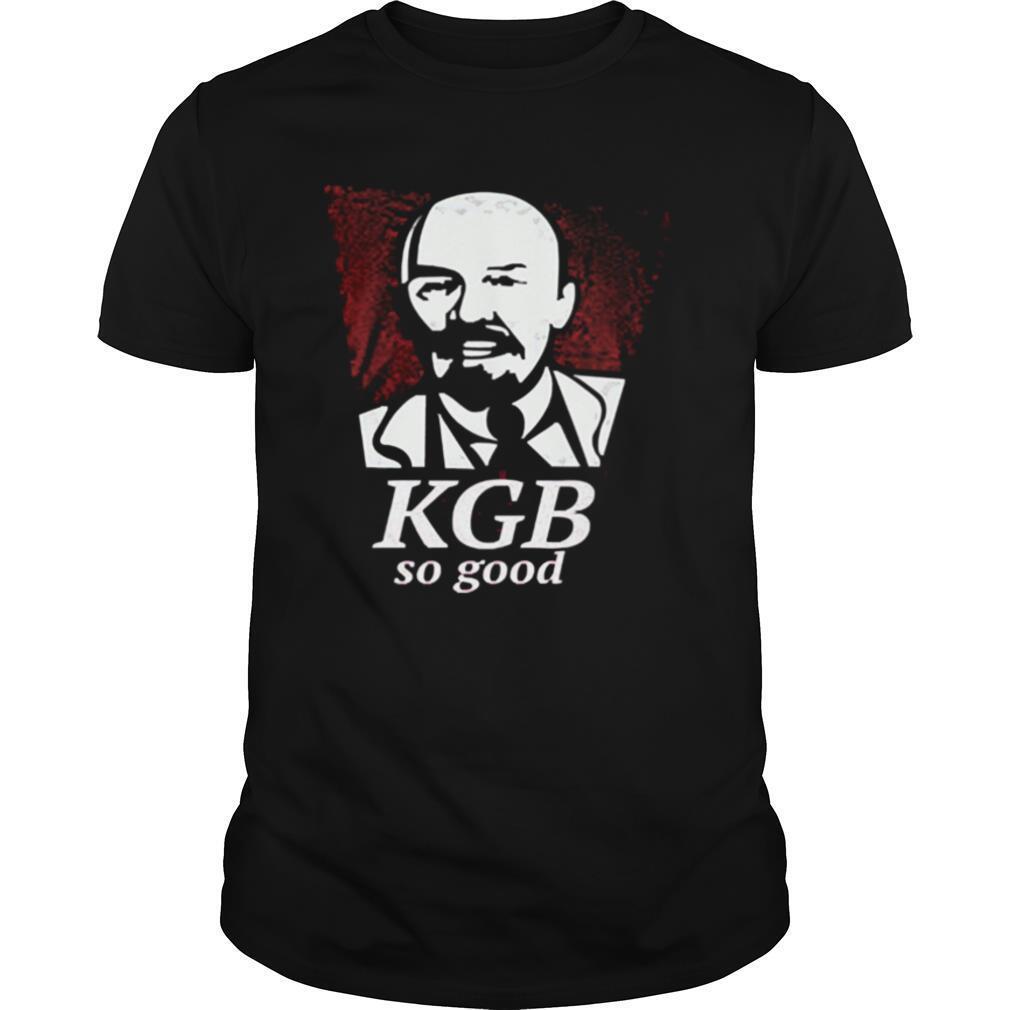 KGB so good shirt Classic Men's
