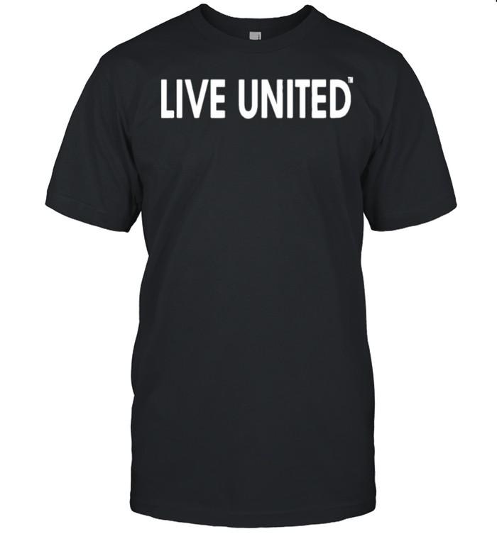 Kx news live united united way day shirt Classic Men's T-shirt