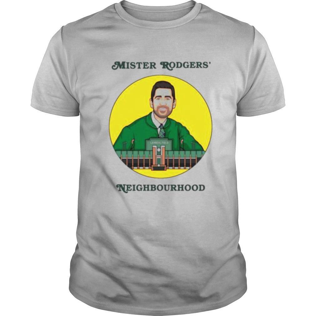 Mister Rodgers neighbourhood shirt Classic Men's