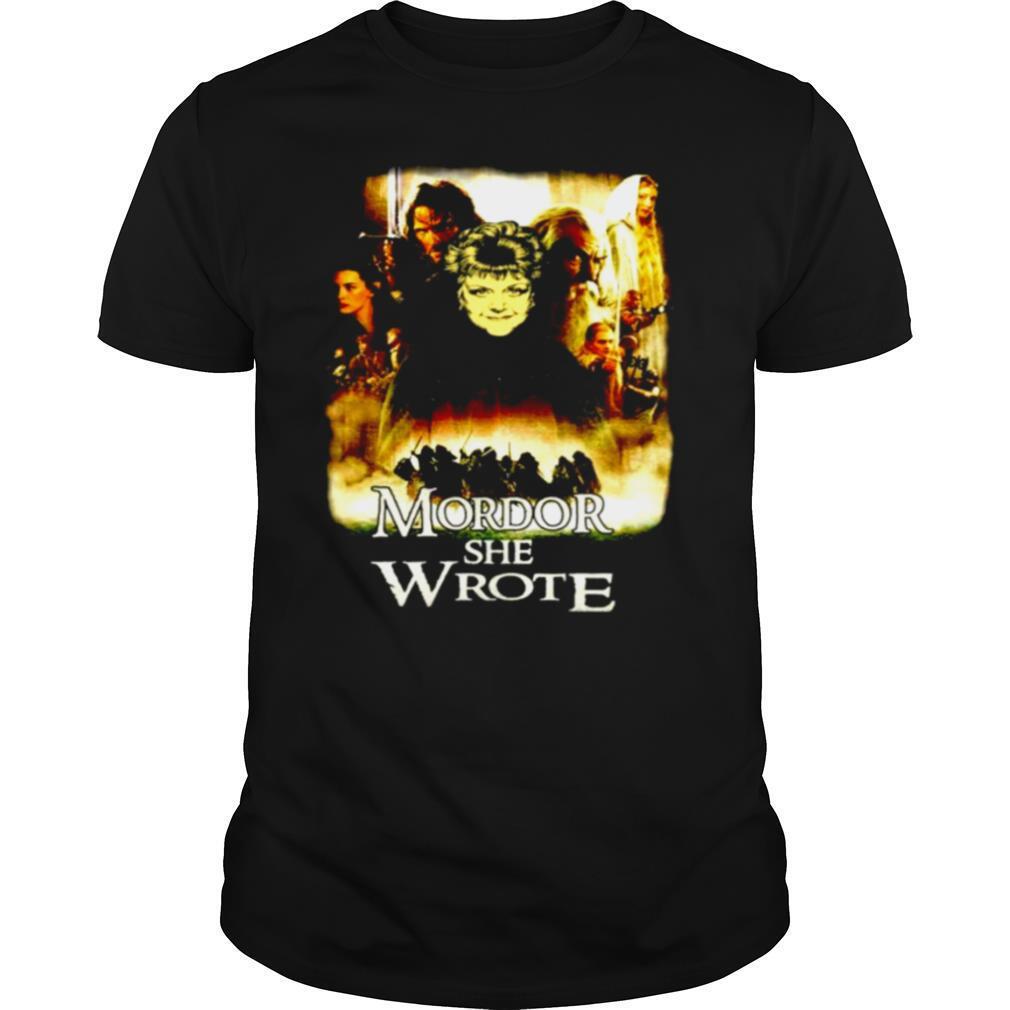 Mordor she wrote shirt Classic Men's