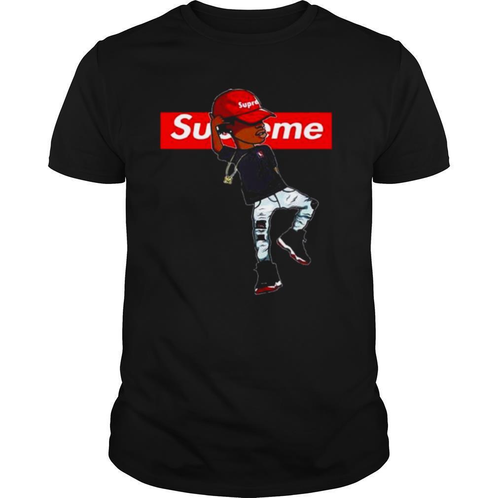 Supreme Marquese Scott shirt Classic Men's