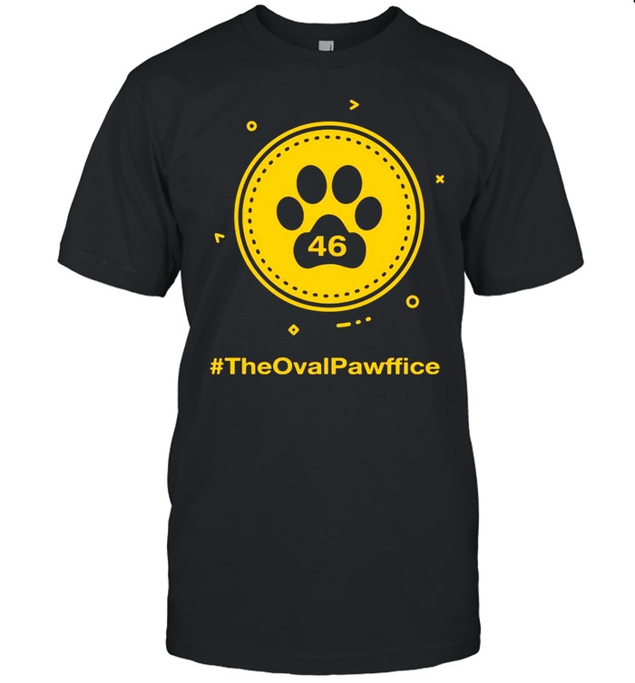 The Oval Pawffice shirt Classic Men's T-shirt