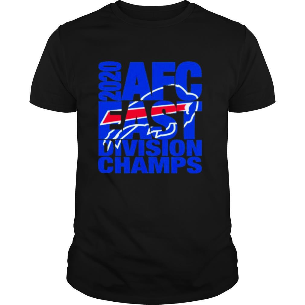 Buffalo bills afc east division champs 2020 shirt Classic Men's
