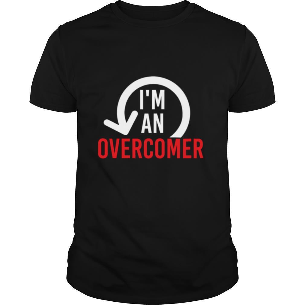 Im an Overcomer shirt Classic Men's