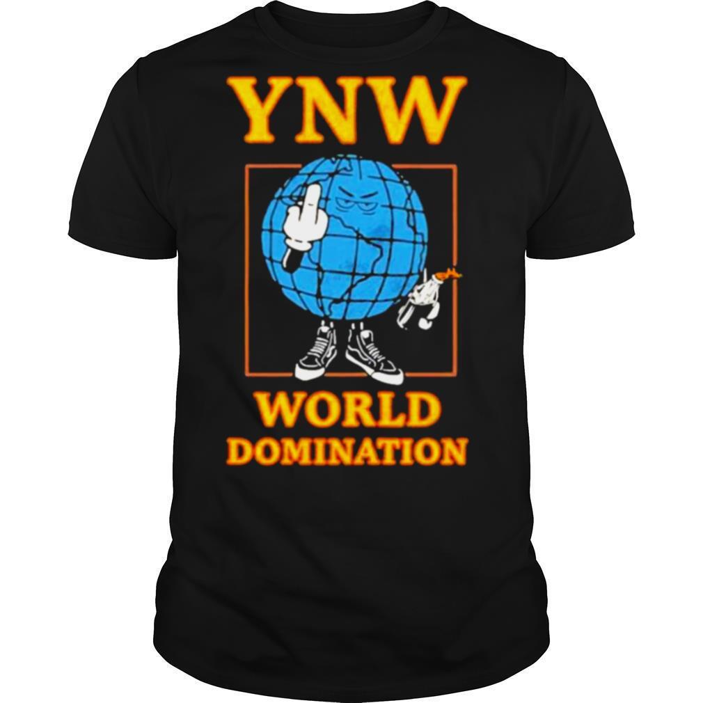 world domination ynw shirt Classic Men's