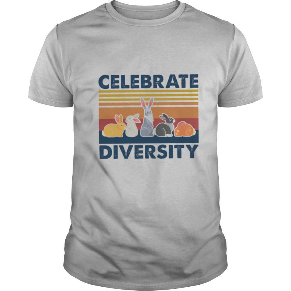 Celebrate Diversity vintage shirt Classic Men's