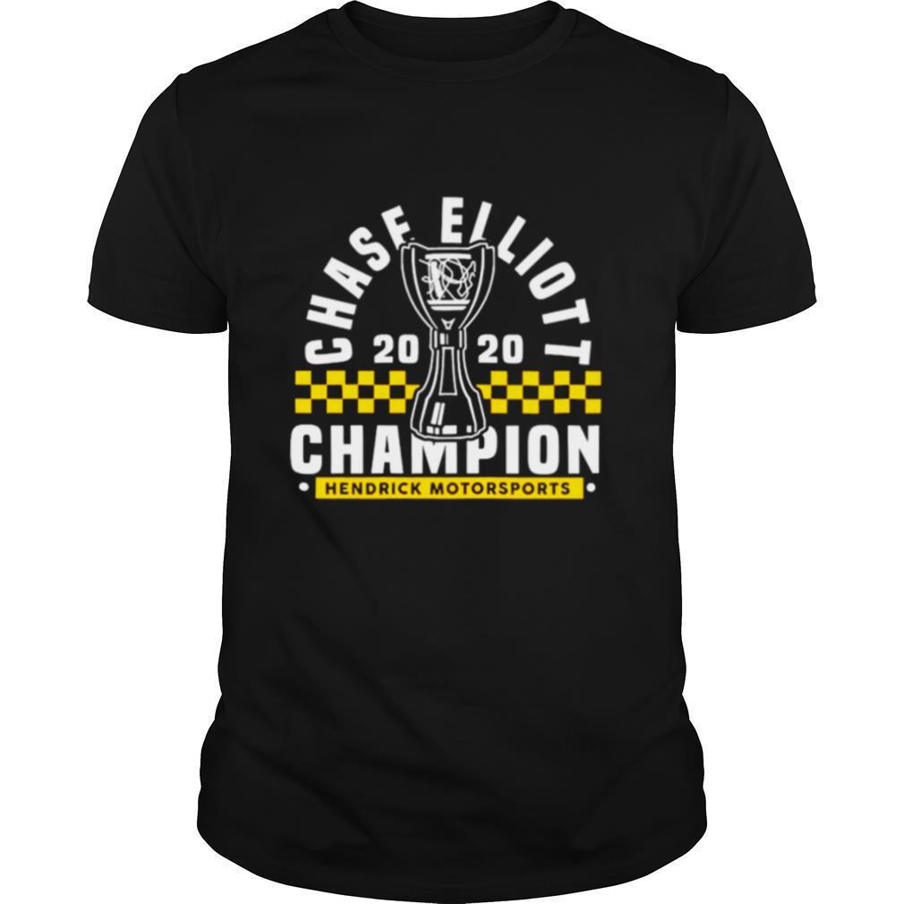 Chase Elliott 2020 Champion Hendrick Motorsports shirt Classic Men's