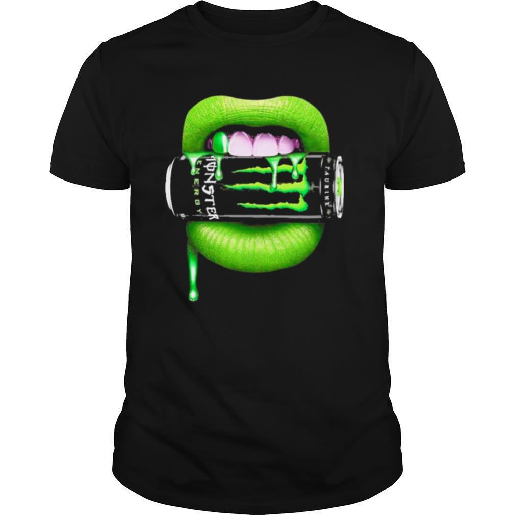 Mouth shut monster shirt Classic Men's