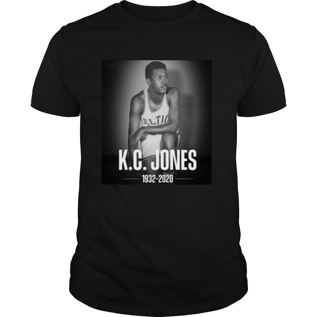 Rip Kc Jones 1932 2020 Legend shirt Classic Men's