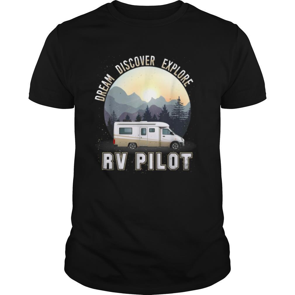 Camping Accessories For RV Campers RV Accessories RV Camping T shirt Classic Men's