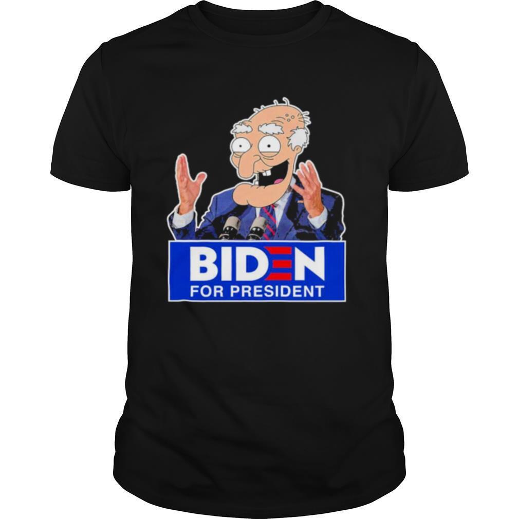 Joe biden for president shirt Classic Men's
