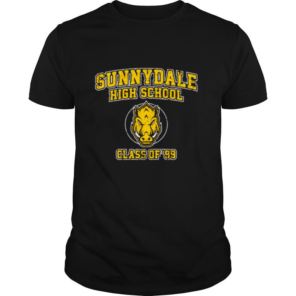 Sunnydale High School Class Of 99 shirt Classic Men's