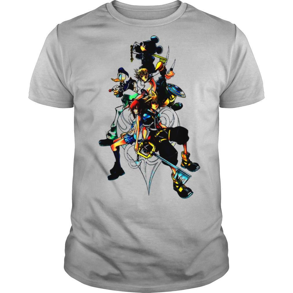 Art of tetsuya nomura shirt Classic Men's