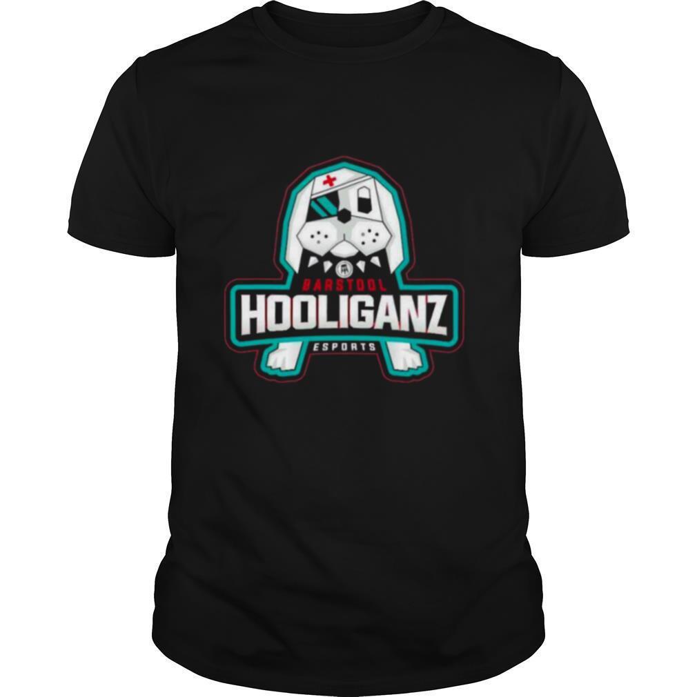 Barstool Hooliganz shirt Classic Men's
