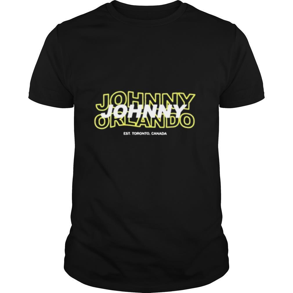 Johnny merch signature johnny shirt Classic Men's