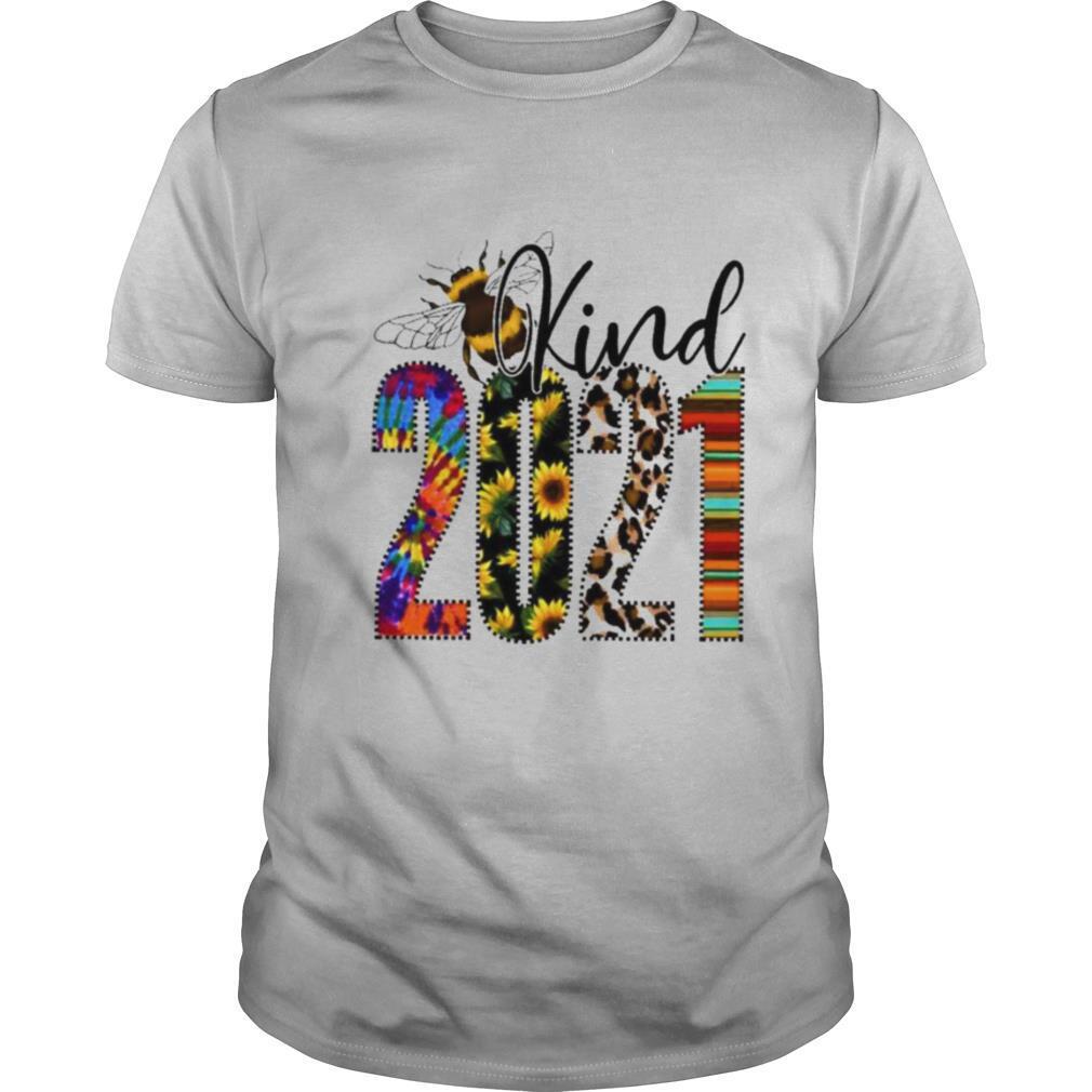 bee kind 2021 shirt Classic Men's