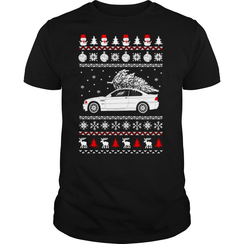 BMW E30 Ugly Christmas shirt Classic Men's