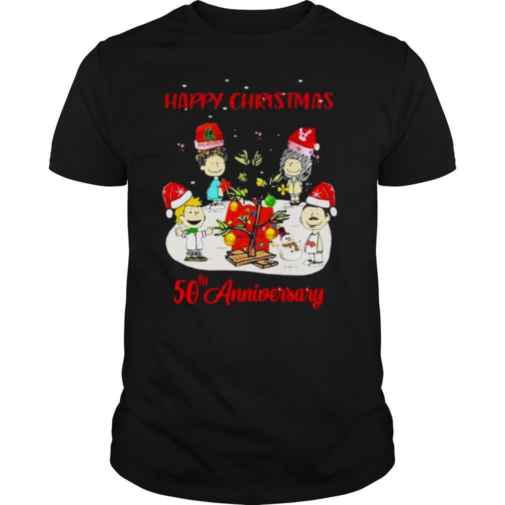 Happy Christmas 50th anniversary shirt Classic Men's