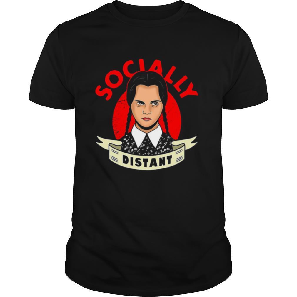 Socially Distant Girl shirt Classic Men's