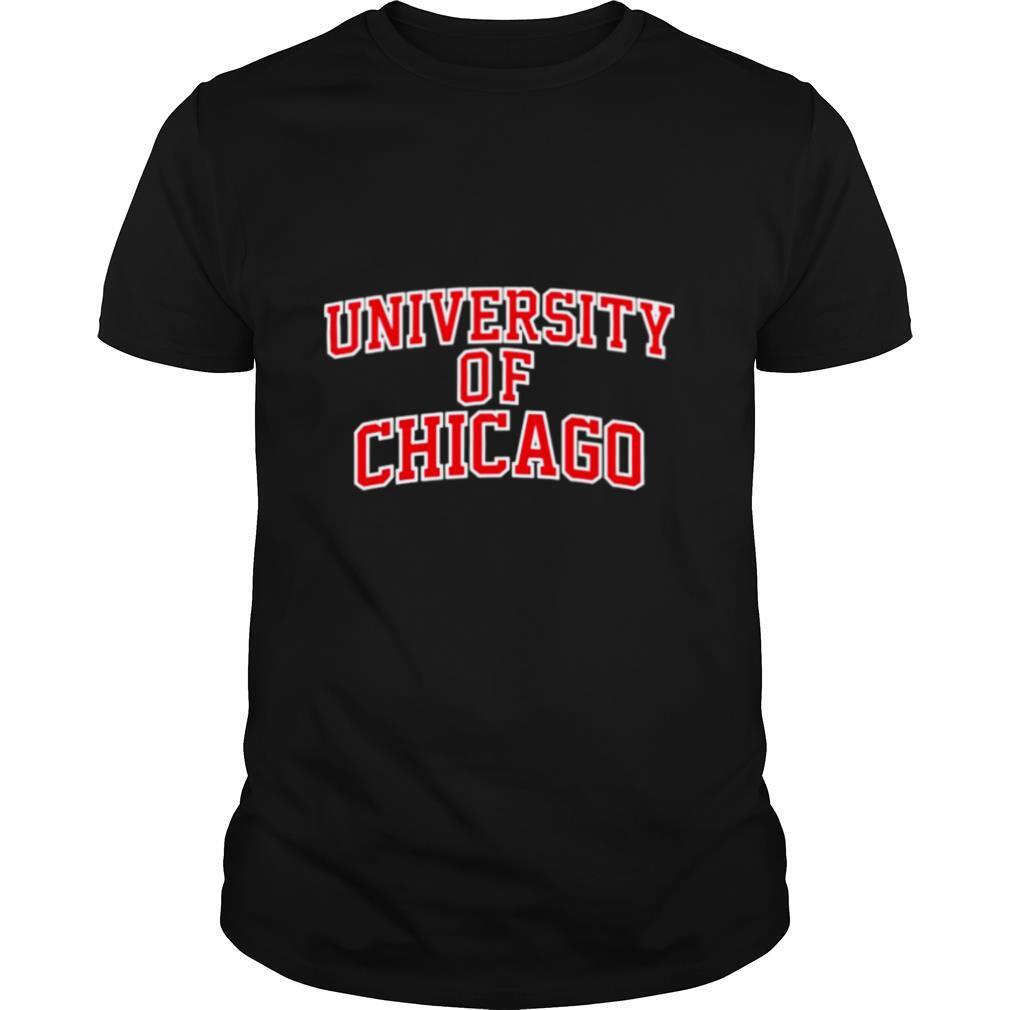 University Of Chicago shirt Classic Men's