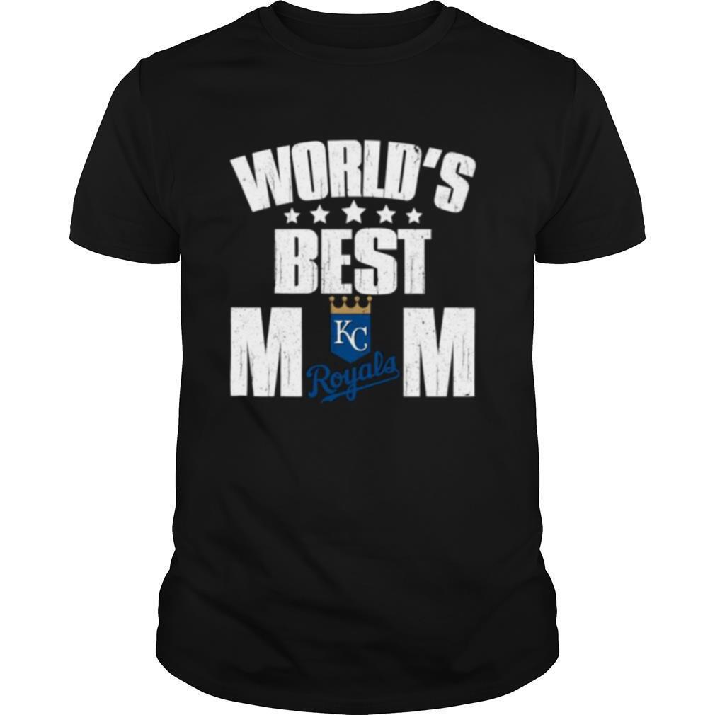World's Best Kansas City Royals Mom shirt Classic Men's