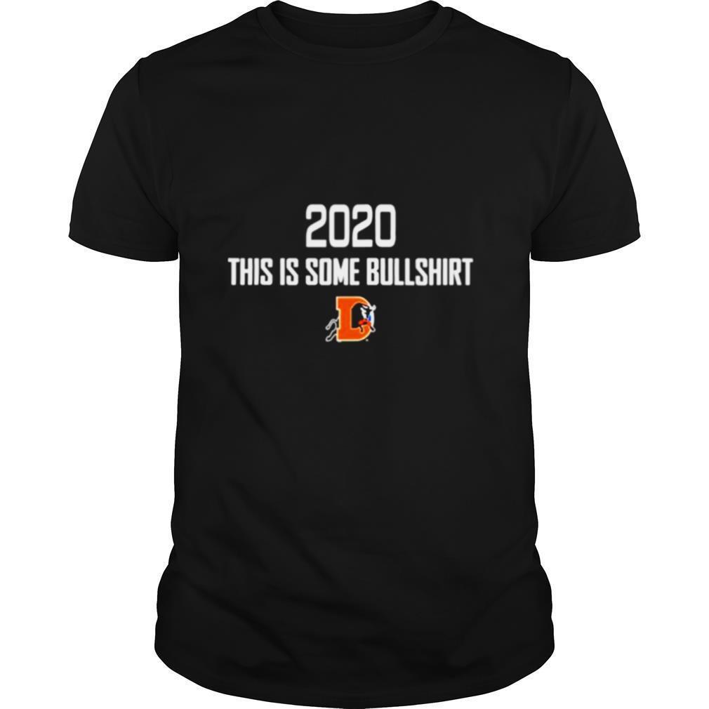 2020 this is some bullshirt shirt Classic Men's