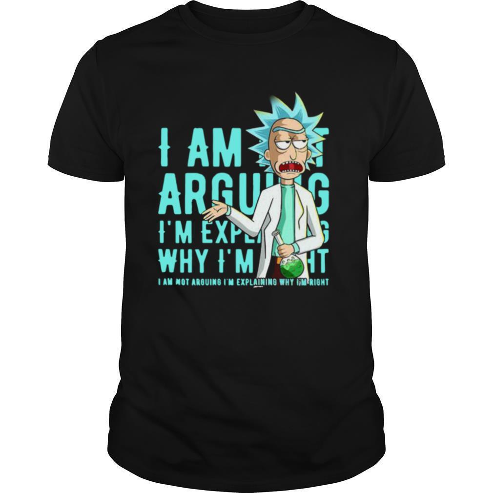 I Am Not Arguing Why I'm I Am Not Arguing Im Explaining shirt Classic Men's