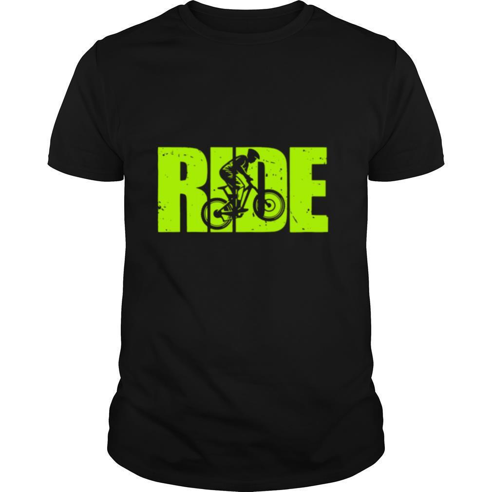 The Ride Bike shirt Classic Men's