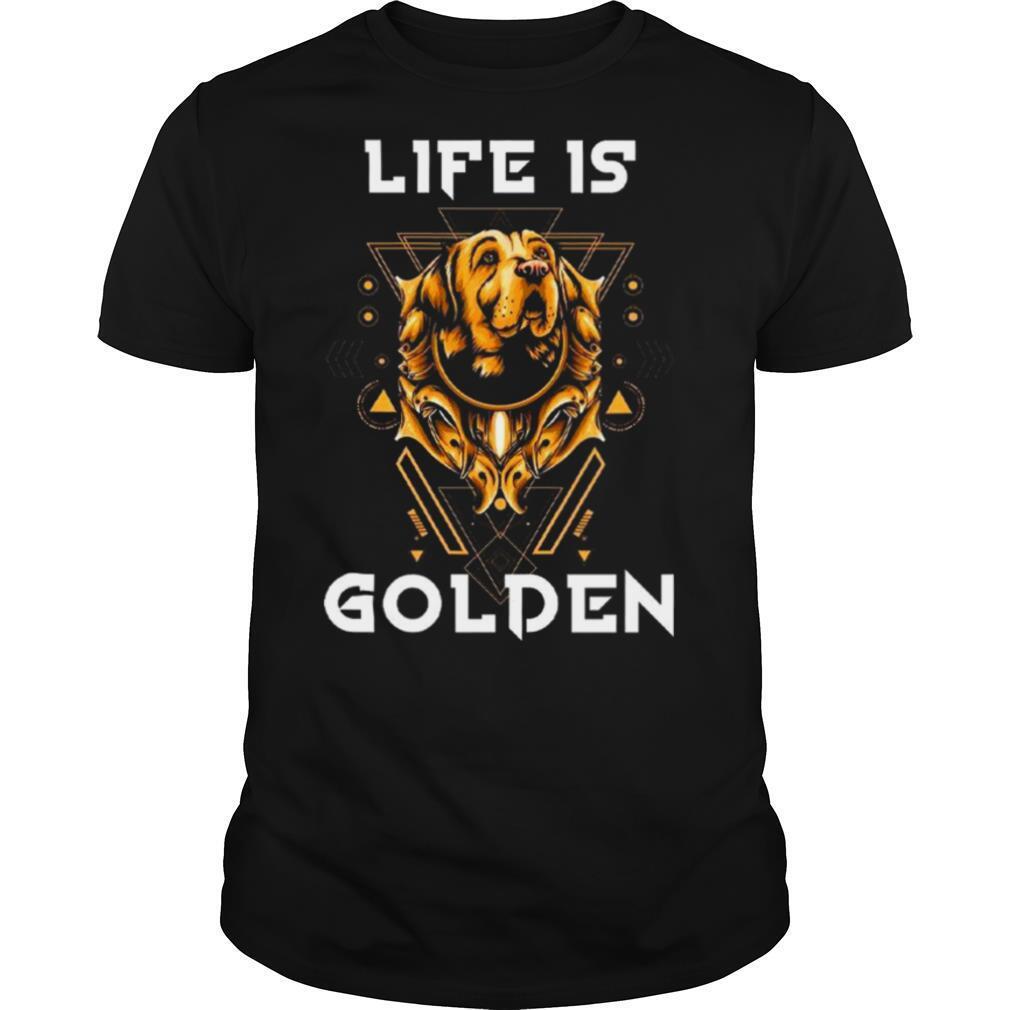 Life Is Golden shirt Classic Men's