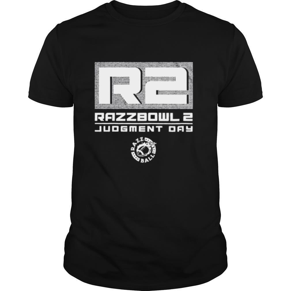R2 Rfizzbowl 2 Judgment Day shirt Classic Men's