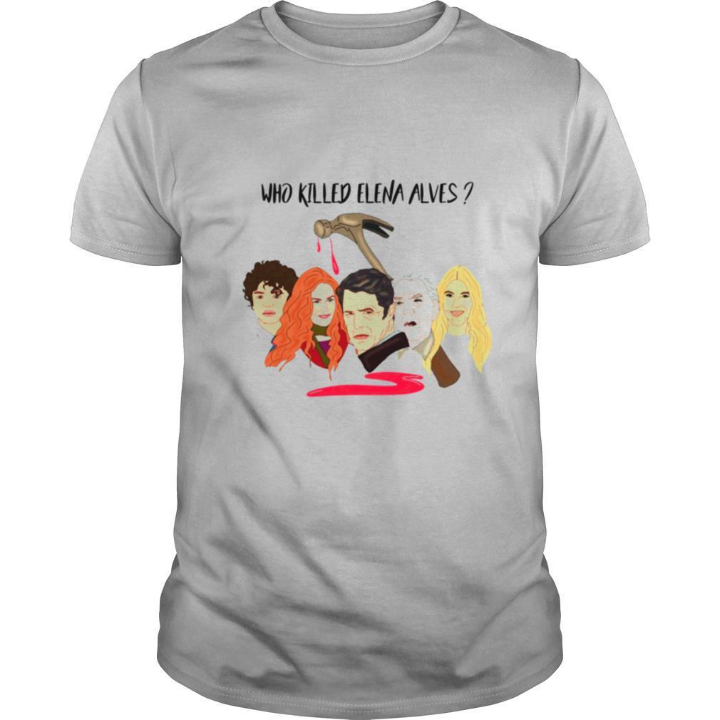 Who Killed Elena Alves The Undoing shirt Classic Men's
