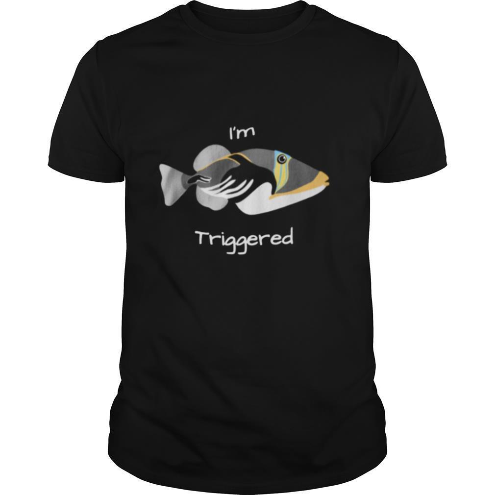 Im A Fish Triggered shirt Classic Men's