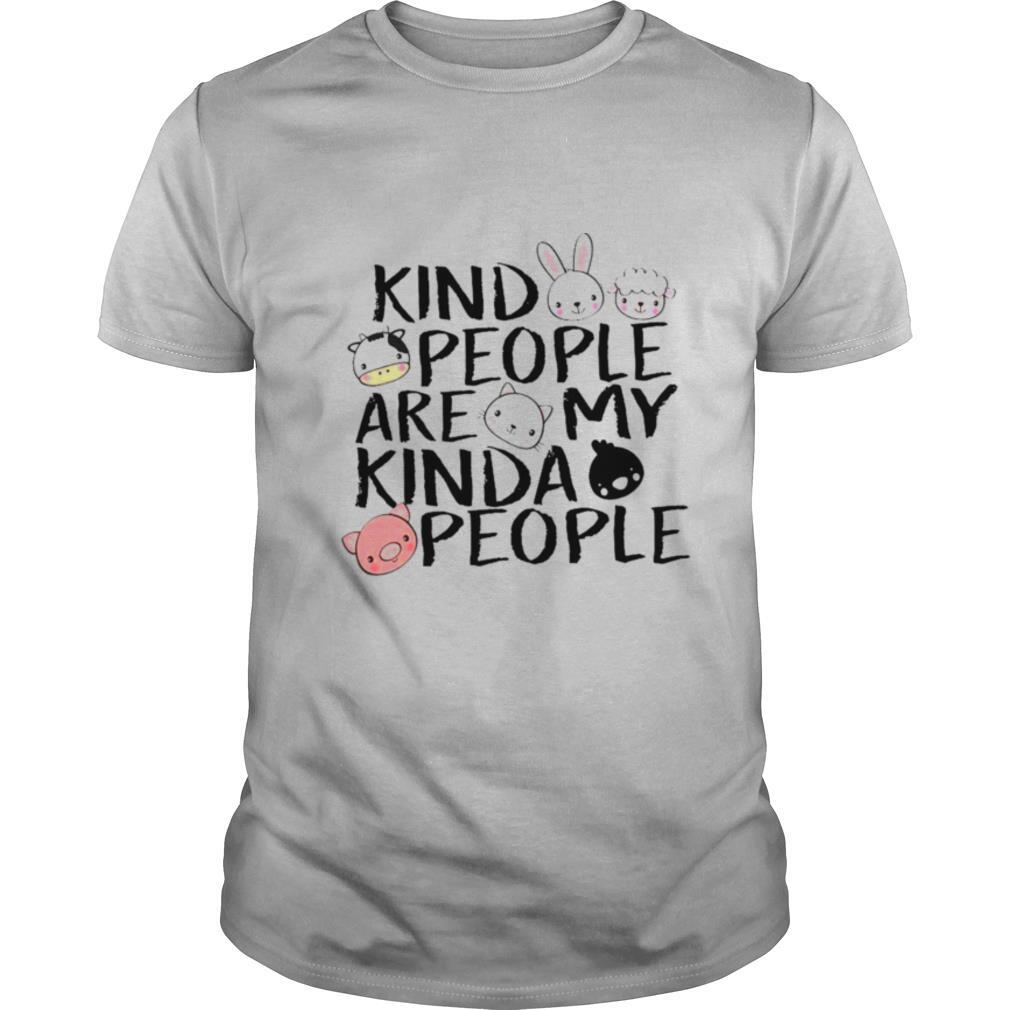 Kind People Are My Kinda People shirt Classic Men's
