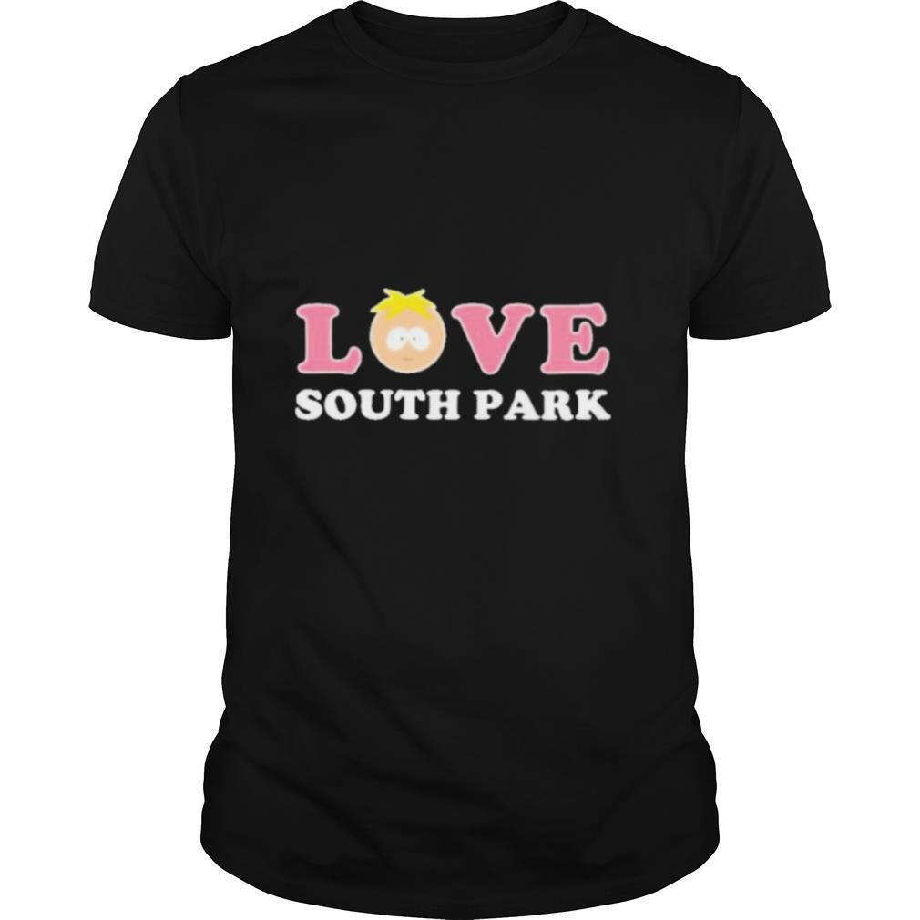 South park butters love shirt Classic Men's