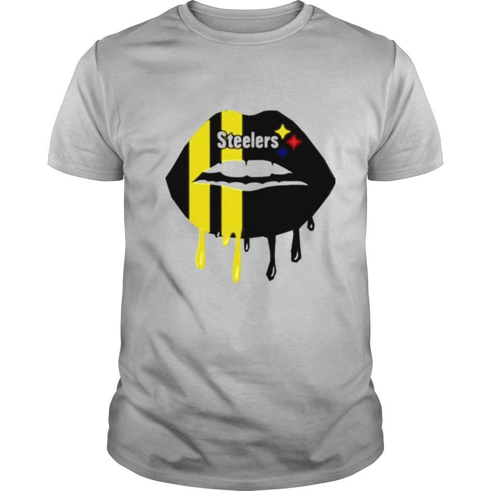 Steelers Lip shirt Classic Men's