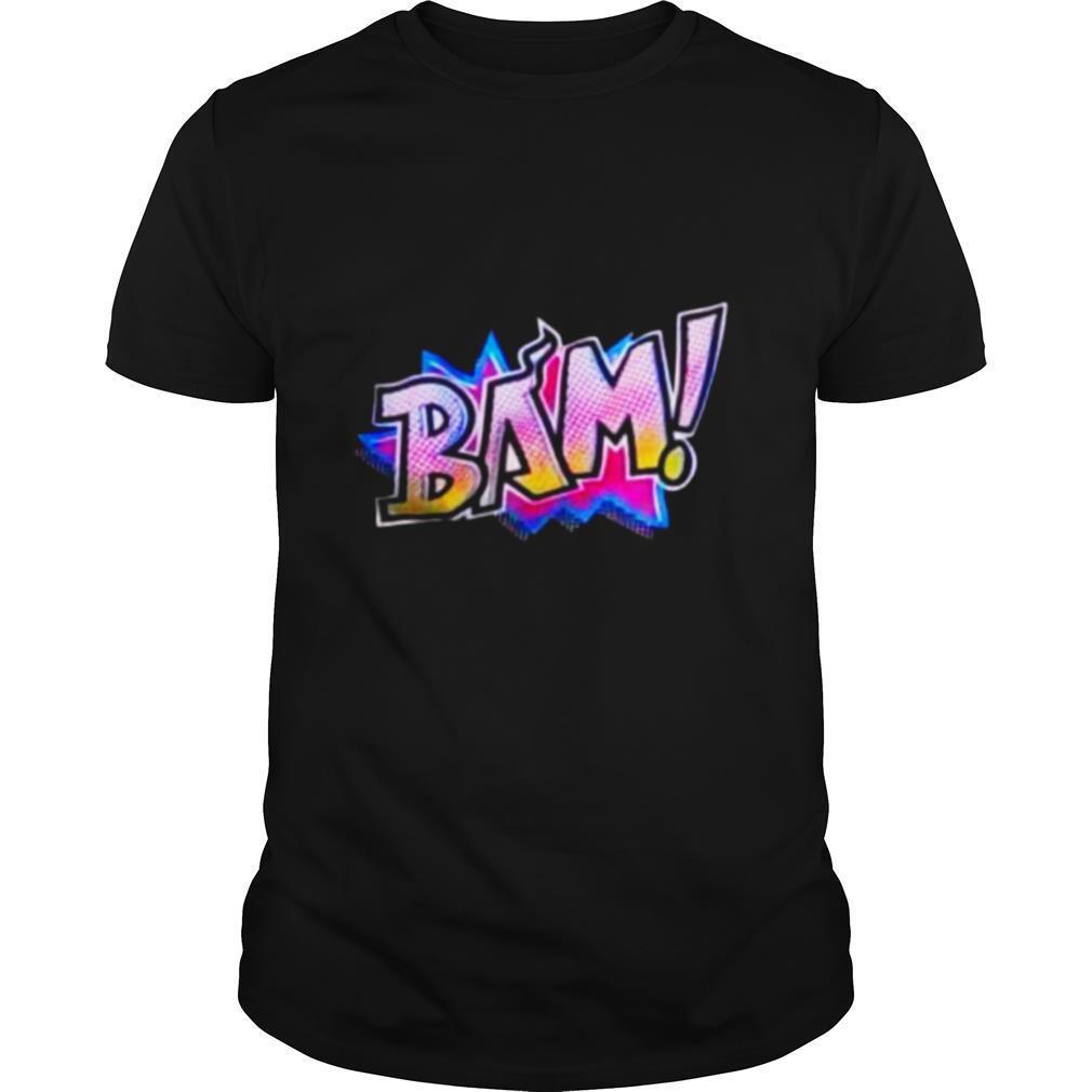 BAM Iconic Comic Tee shirt Classic Men's