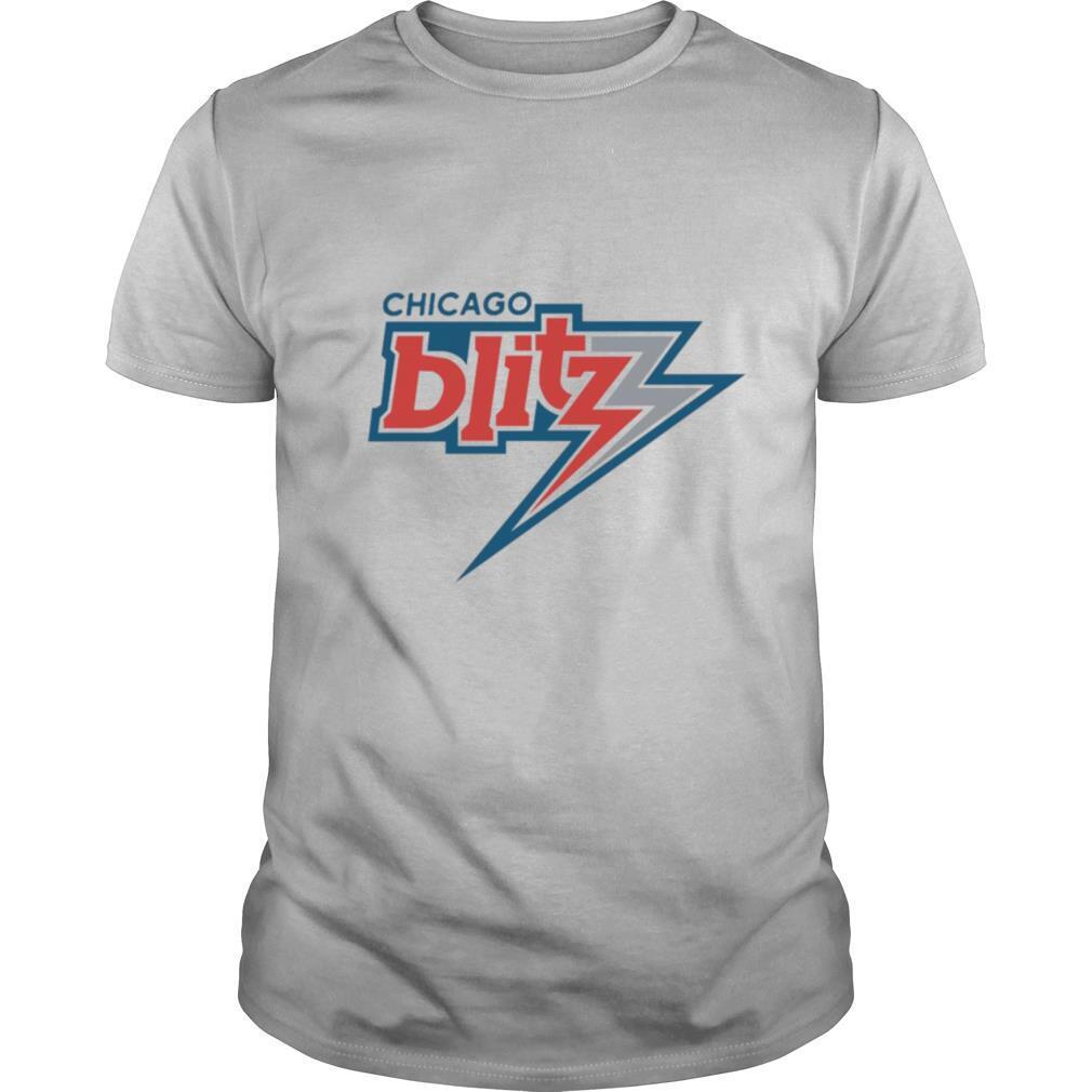 Chicago Blitz shirt Classic Men's